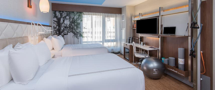 Even Hotel New York - Times Square South - Twin Room