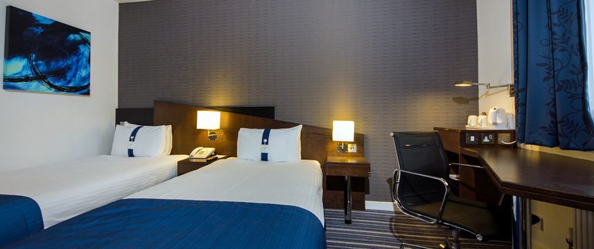 Express Docklands Twin Room