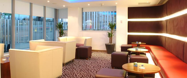 Express by Holiday Inn Swiss Cottage Lounge