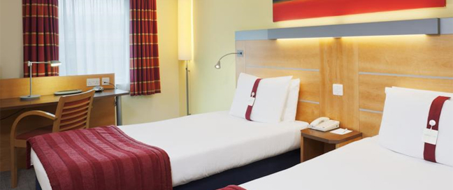 Express by Holiday Inn Swiss Cottage Twin