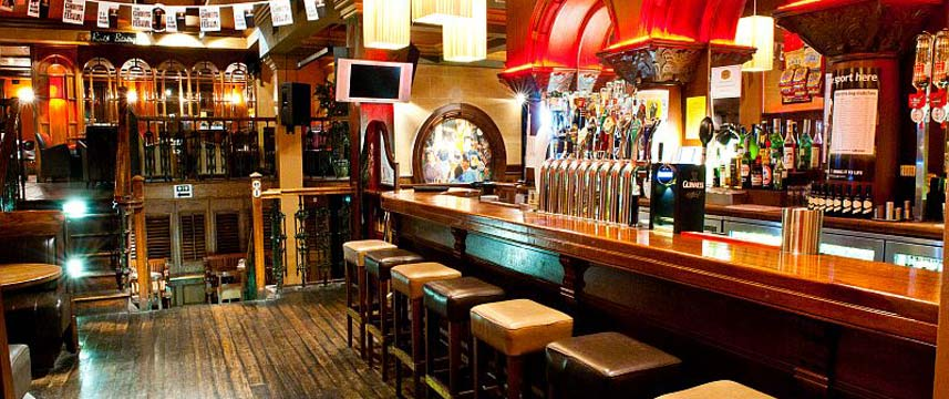Eyre Square Hotel - Bar