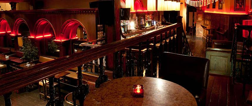 Eyre Square Hotel - Bar Area