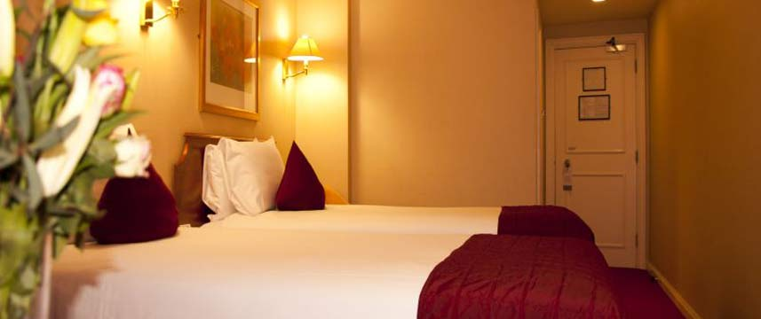 Eyre Square Hotel - Twin Room