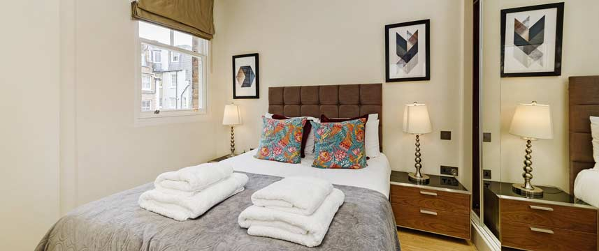 Fitzrovia by CAPITAL - Apartment 10 Bedroom