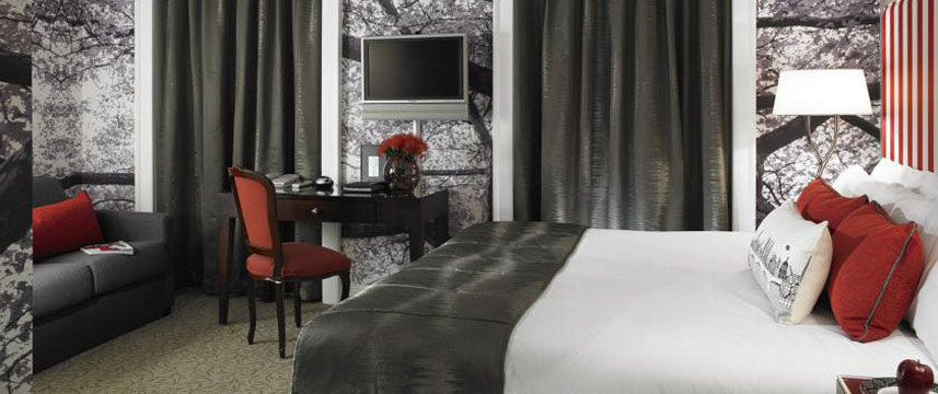 Flemings Hotel Mayfair - Classic Double Room