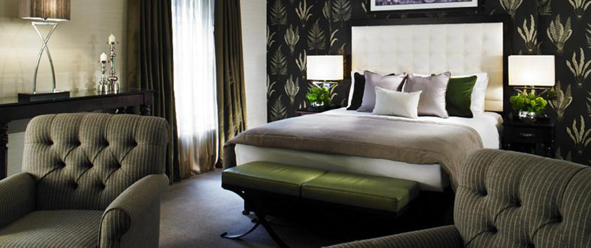 Flemings Hotel Mayfair - Executive Double Bedroom
