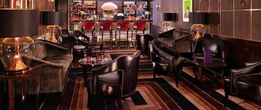 Flemings Mayfair - Bar Seating