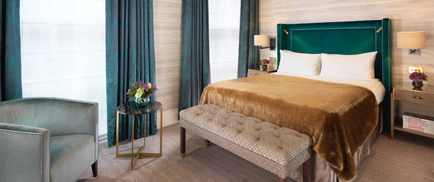 Flemings Mayfair - Deluxe Double Room