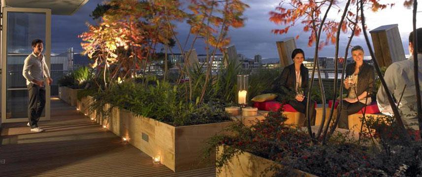 Gibson Hotel - Garden Terrace
