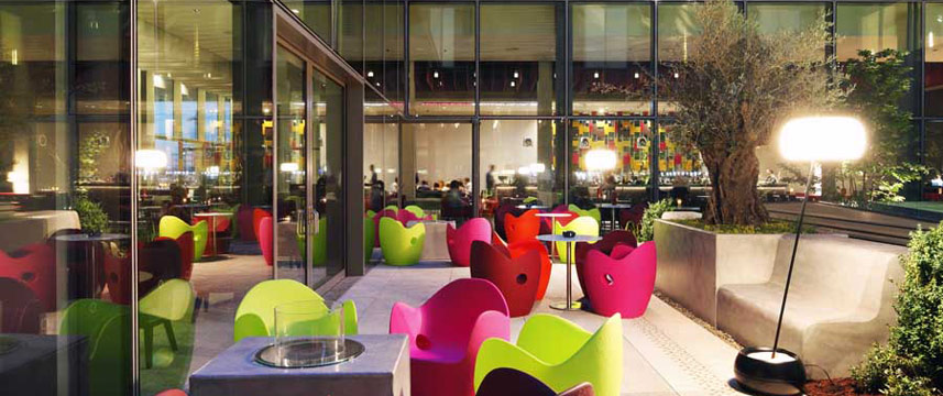 Gibson Hotel - Terrace