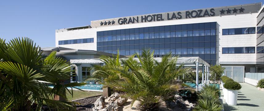Gran hotel las rozas madrid 53 off hotel direct - Hotel las rosas madrid ...