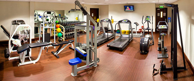 Grand Canal Hotel - Gym