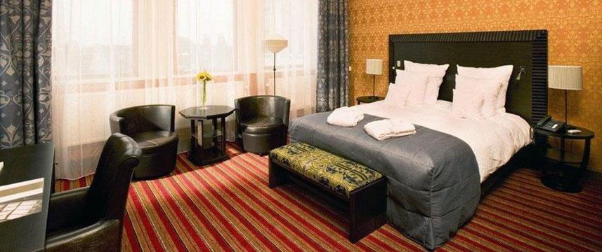 Grand Hotel Amrath Amsterdam Deluxe Room