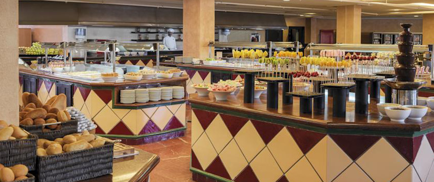 H10 Lanzarote Princess - Buffet