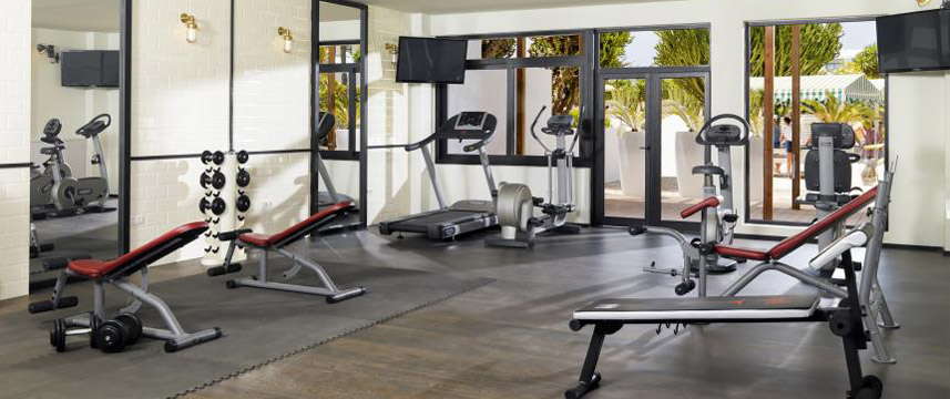 H10 Lanzarote Princess - Gym