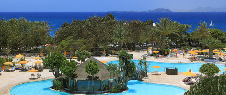 H10 Lanzarote Princess - View