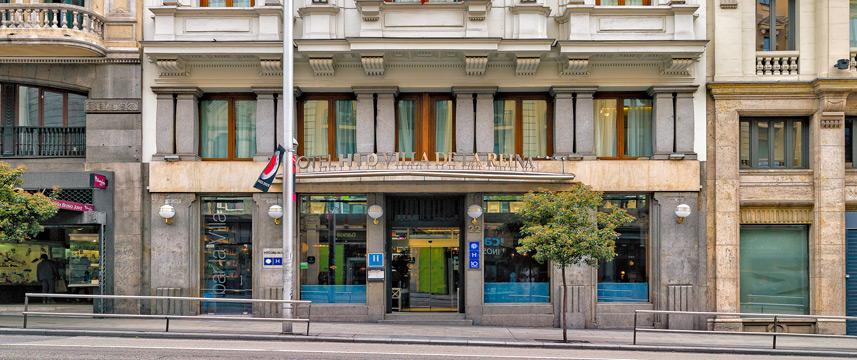 H10 villa de la reina hotel madrid 75 off hotel direct - Villa de la reina madrid ...