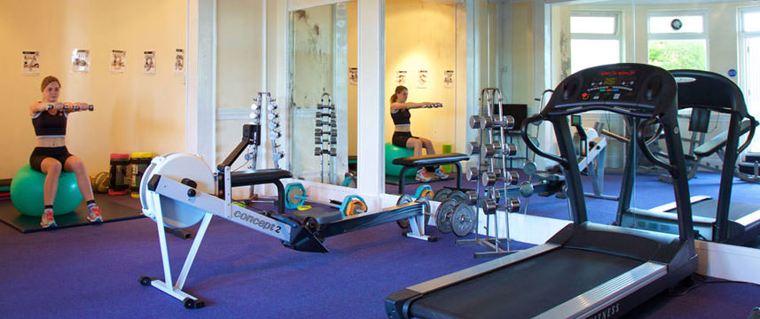 Hallmark Bournemouth Carlton - Gym
