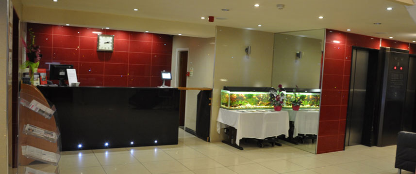 Heritage Hotel - Reception Area