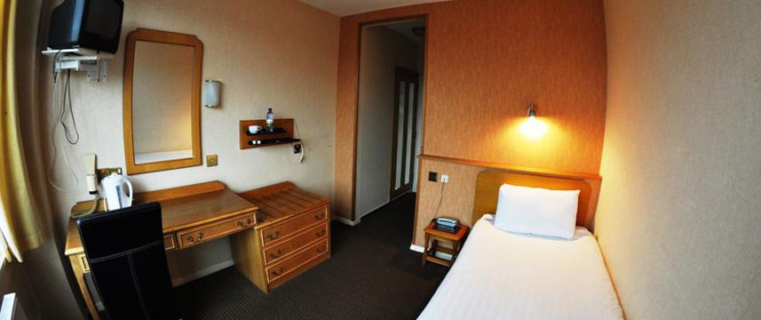 Heritage Hotel - Single Room