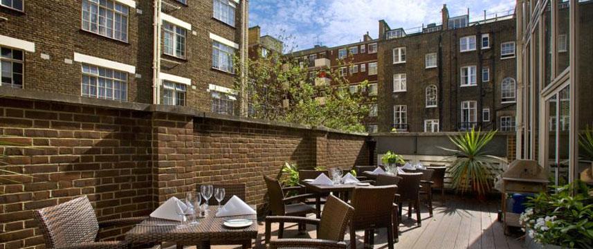 Hilton euston hotel london 62 off hotel direct for Bloomsbury hotel terrace