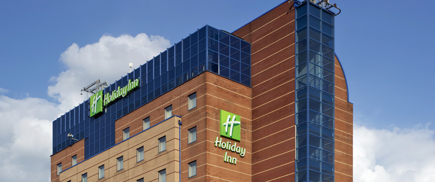 Holiday Inn Brent Cross - Facade