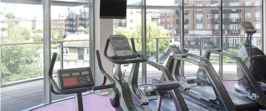 Holiday Inn Brentford Lock - Gym