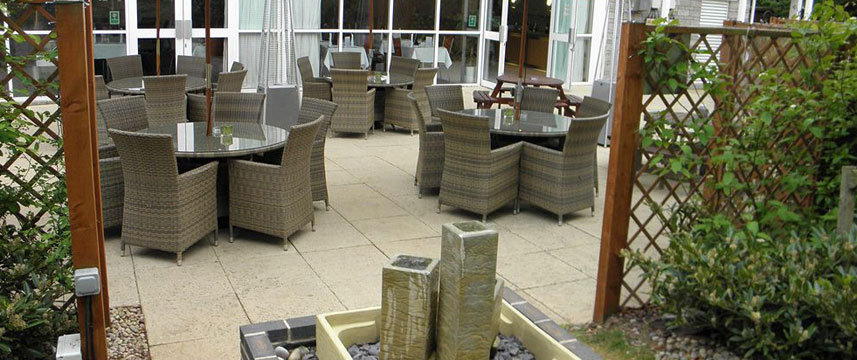 Holiday Inn Bristol Airport - Terrace