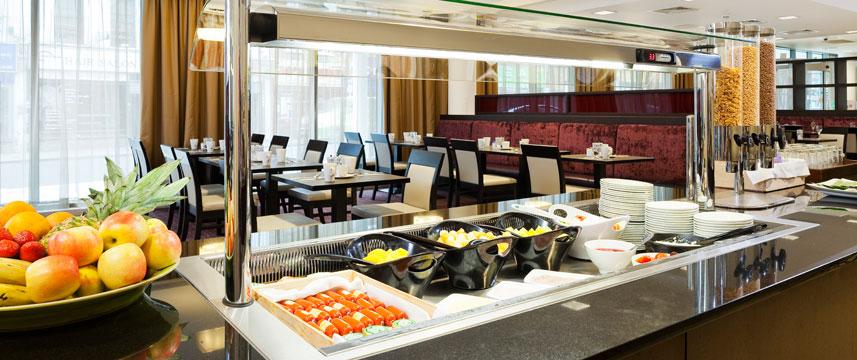 Holiday Inn Commercial Breakfast bar
