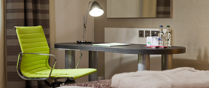 Holiday Inn Commercial Road - Executive room table