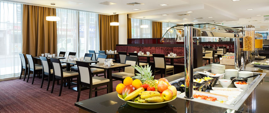 Holiday Inn Commercial Road - Traders Restaurant