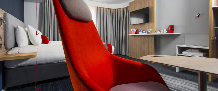 Holiday Inn Express Birmingham City Centre - Accessible Room