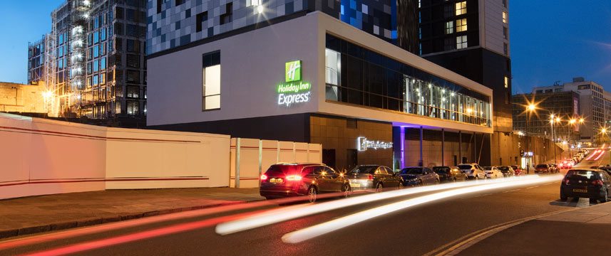 Holiday Inn Express Birmingham City Centre - Exterior