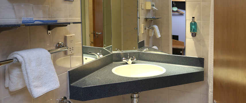 Holiday Inn Express Birmingham NEC - Bathroom