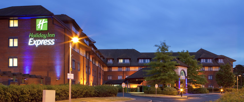 Holiday Inn Express Birmingham NEC - Exterior Night