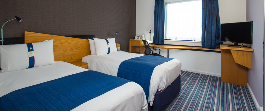 Holiday Inn Express Birmingham NEC - Twin Room