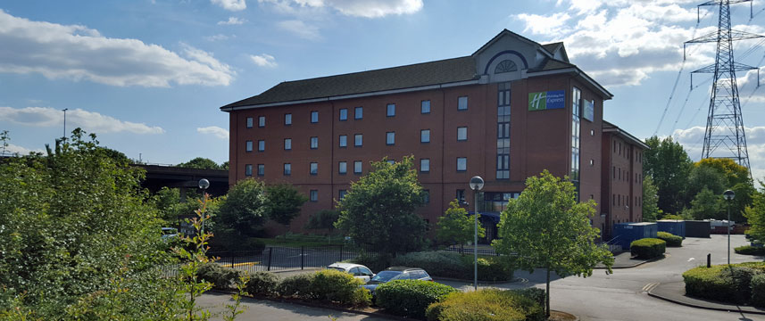 Holiday Inn Express Castle Bromwich Exterior Main