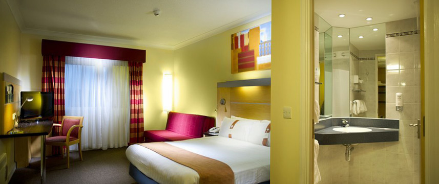 Holiday Inn Express Chester Racecourse - Double Room