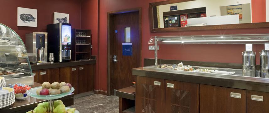 Holiday Inn Express Dublin Airport - Breakfast Room