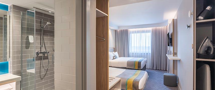 Holiday Inn Express Dublin Airport - Family Room
