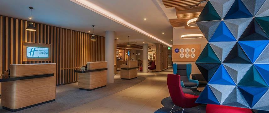Holiday Inn Express Dublin Airport - Reception