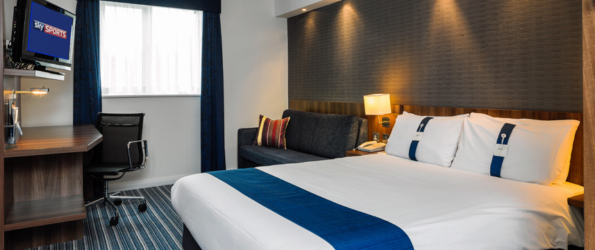 Holiday Inn Express Gatwick - Crawley - Double Room