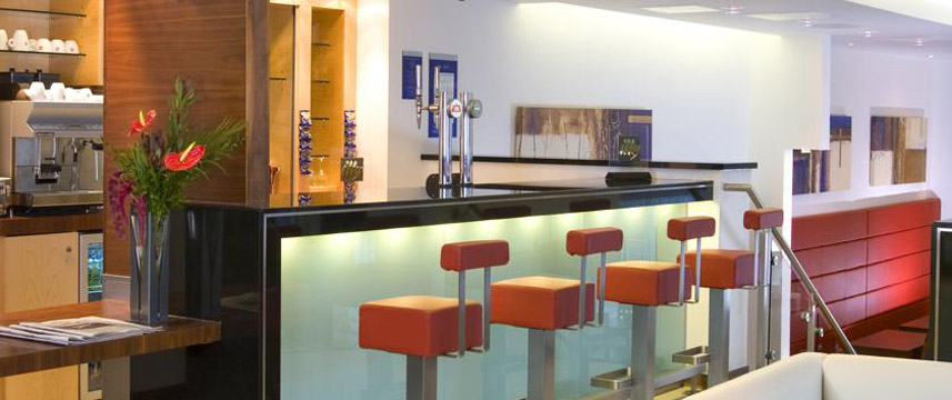 Holiday Inn Express Golders Green Bar Area
