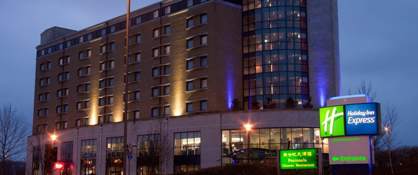Holiday Inn Express Greenwich
