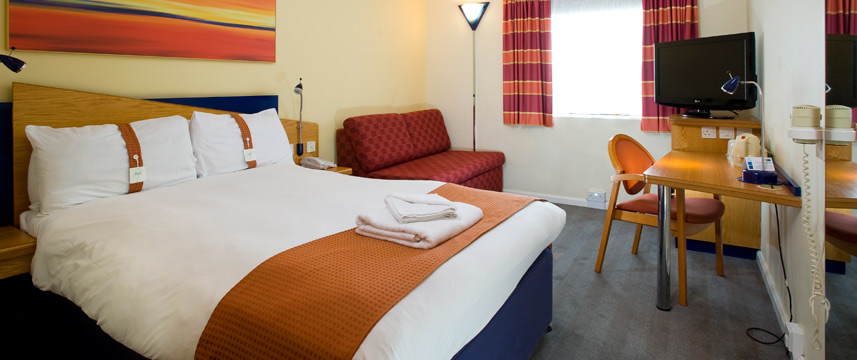 Holiday Inn Express Greenwich Guest room