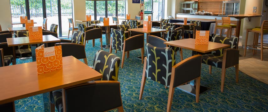 Holiday Inn Express Liverpool Knowsley Resturant
