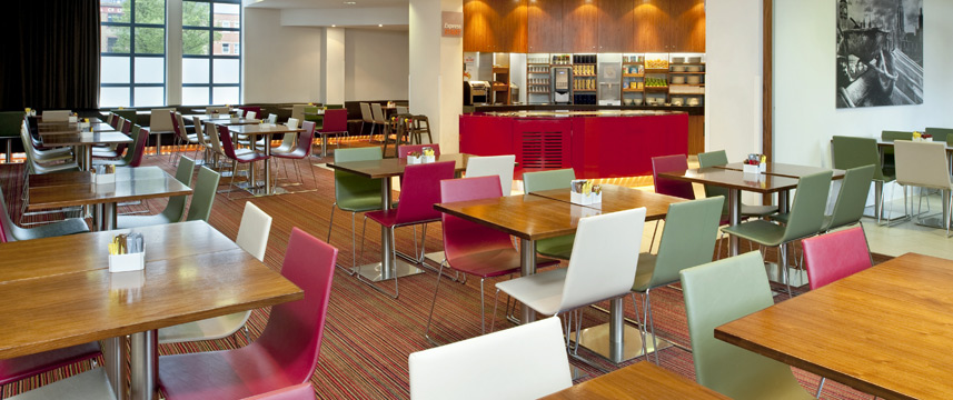 Holiday Inn Express London City - Breakfast Room