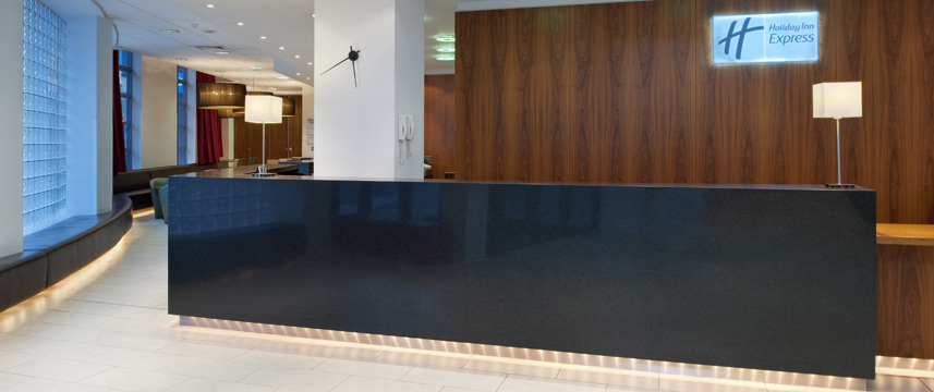 Holiday Inn Express London City - Reception