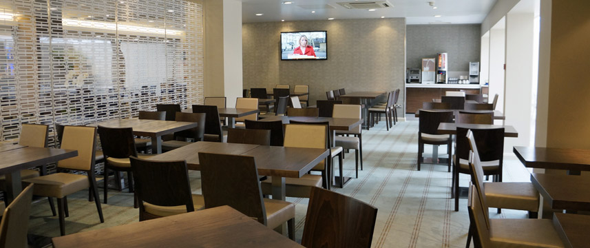 Holiday Inn Express London Earls Court - Breakfast Room