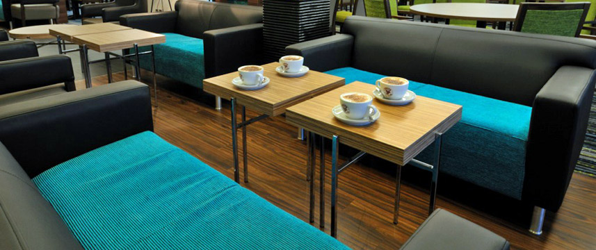 Holiday Inn Express London Heathrow T5 Coffee Lounge